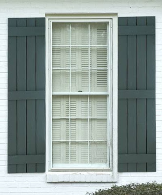 wooden shutters wood shutters house shutters board and batten