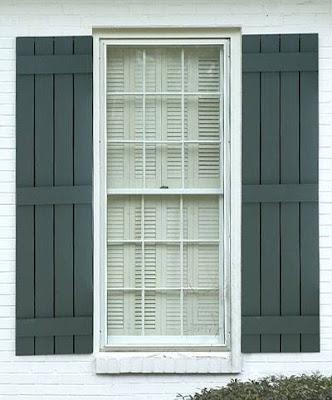 wood shutters house shutters board and batten shutters ideas