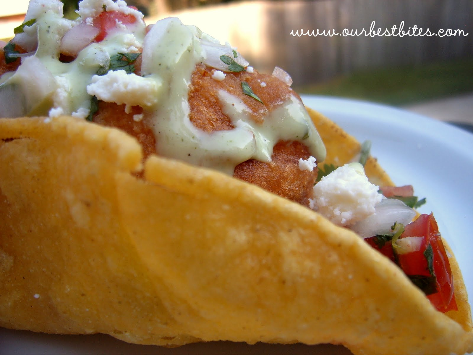 Beer battered fish san diego style fish tacos our best for Beer battered fish tacos recipe