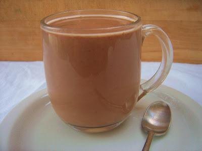 ... Hazelnut Hot Chocolate: Replace vanilla with 1 tsp. almond or hazelnut