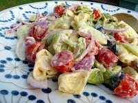 Tortellini Pasta Salad