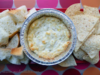 Garlic Artichoke Dip