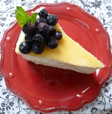 Creamy Cheesecake - Our Best Bites