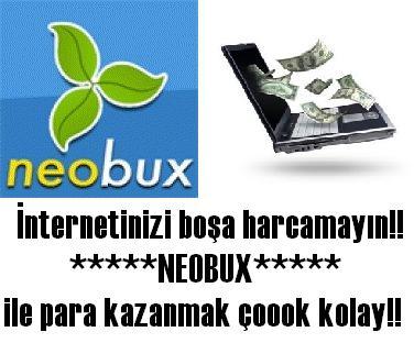 Neobux nedir?Neobux ile internetten nasıl para kazanılır?