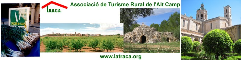TRACA turisme rural alt camp