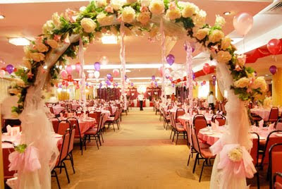 banquet and party halls