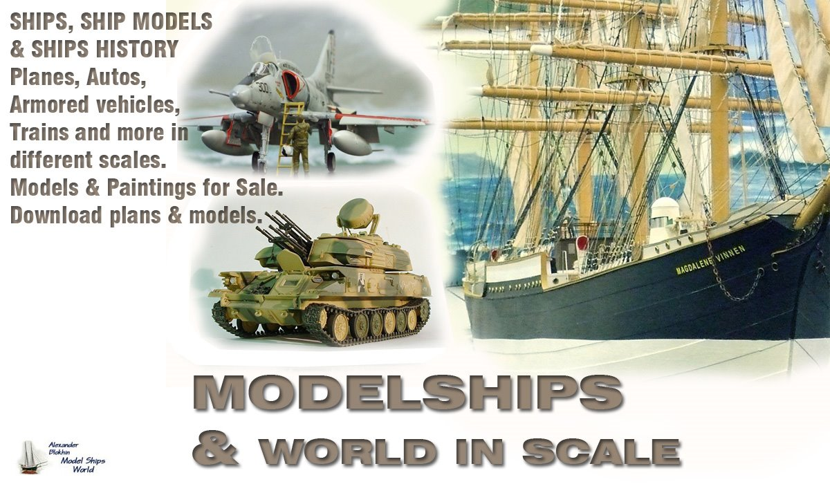 MODELSHIPS & WORLD IN SCALE