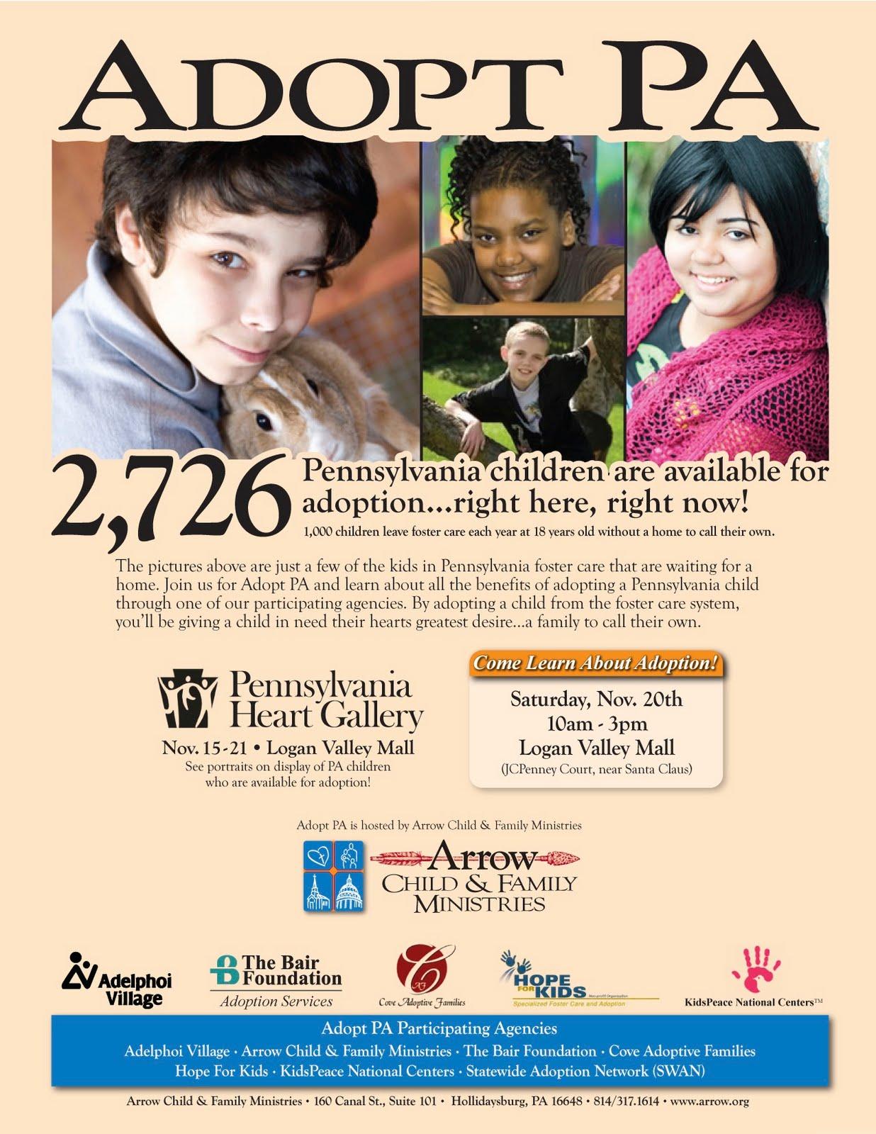 Celebrate National Adoption Month Cove Adoptive Families Inc How To Adopt A  Child
