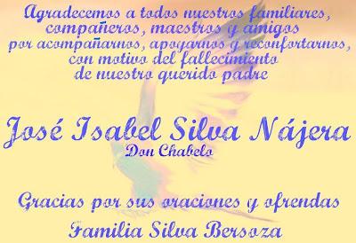 Oracion para aniversario luctuoso (3 años) - Fantasias Miguel