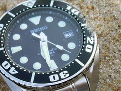 Seiko Sumo from the East