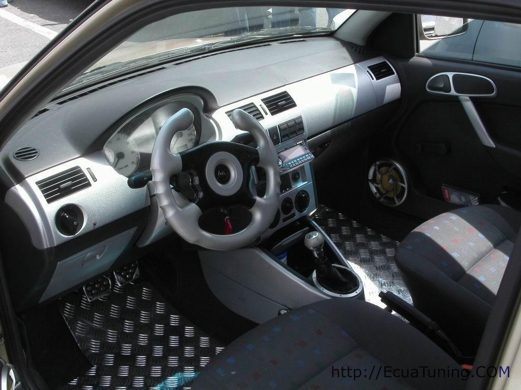 tuning safaur tuning interior