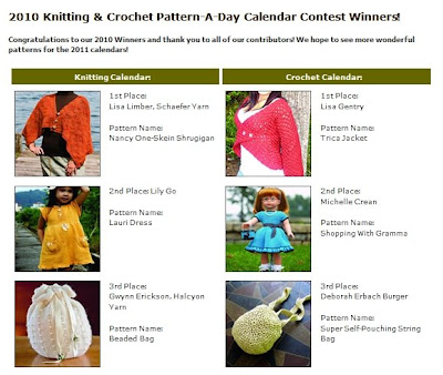 Knitting Pattern Of The Day : KNIT PATTERN A DAY 1000 Free Patterns