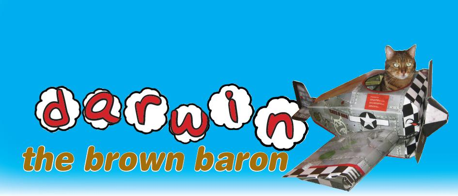 Darwin: The Brown Baron