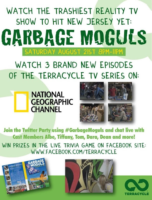Terracycle, Garbage Moguls