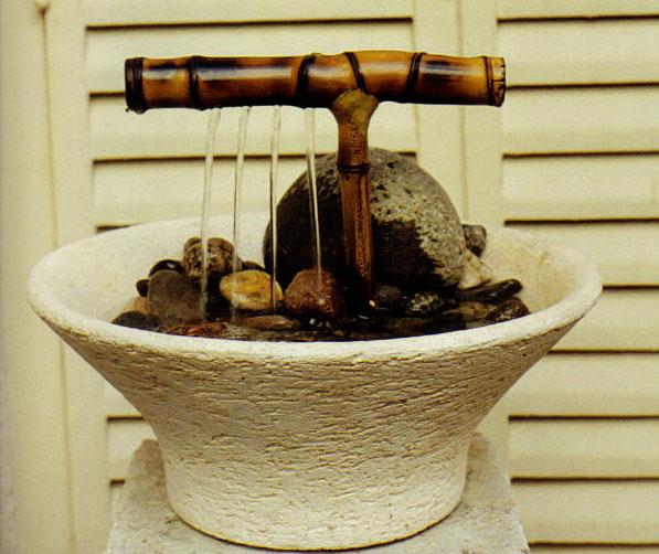 Fuentes en el feng shui junio 2010 - Fuentes de agua decorativas para casa ...