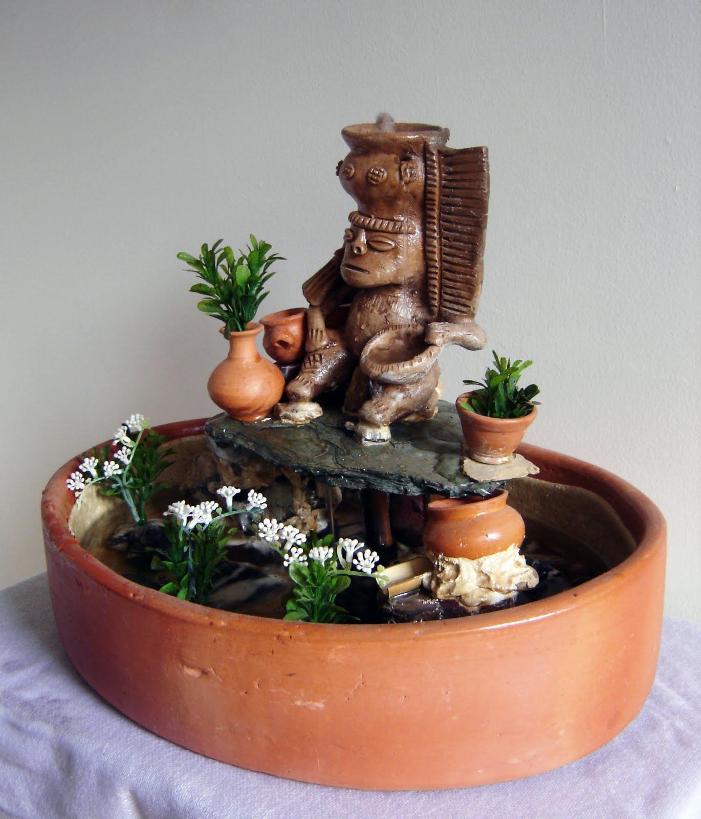 Fuentes en el feng shui for Fuente agua feng shui