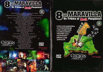 ANIMAS - Death Metal Melódico - Región del Bio - bío...videos,imagenes,biografía... Octava+maravilla