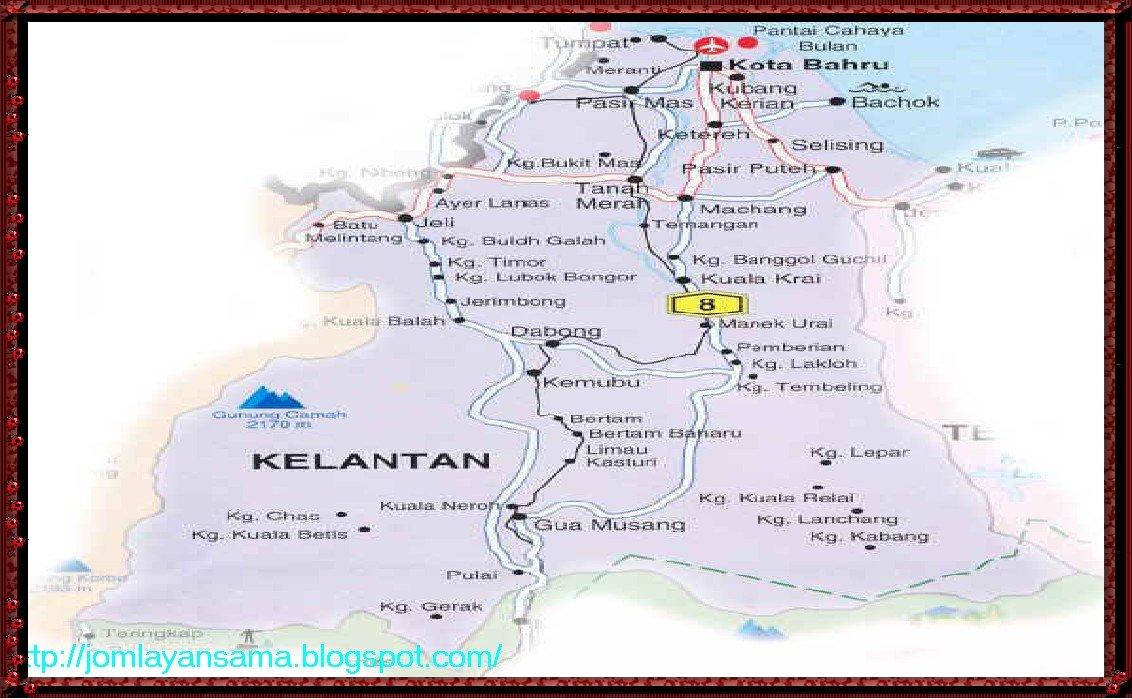Jom Layan Sama Peta Malaysia