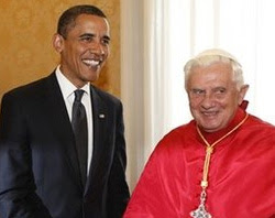 La Santa Sede aprecia el Nobel de la Paz concedido a Obama