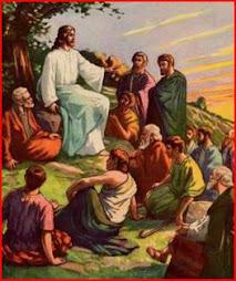 """Mt 5, 1-12:         """"Las Bienaventuranzas"""""""