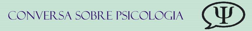 Conversa sobre psicologia - Carine Sawtschenko