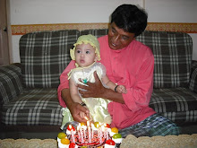 BIRTHDAY NURIN 1 YEAR