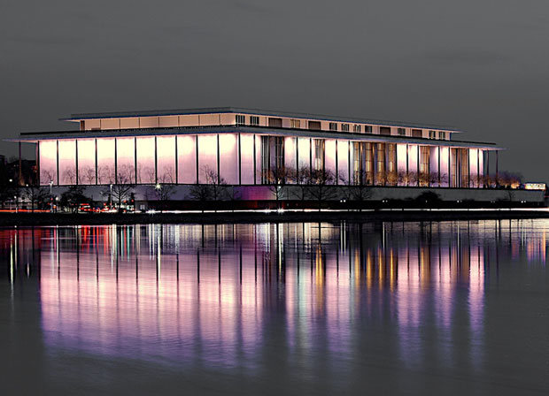 the history of the kennedy center If art is to nourish the roots of our culture, society must set the artist free to follow  his vision wherever it takes him we must never forget that art is not a form of.