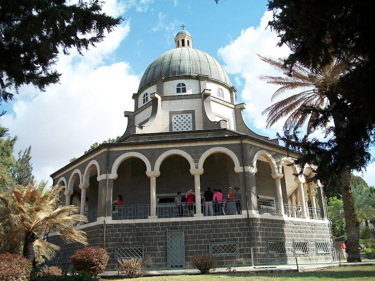 Mt. of Beatitudes