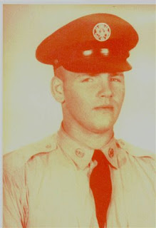 Niel Self (US Army) ca. 1958