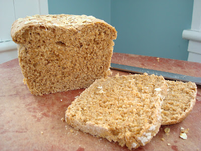 Soft and Supple Whole-Grain Bread Recipe