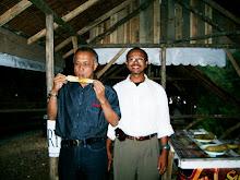 Bersama mantan Menteri Besar Kedah di Medah