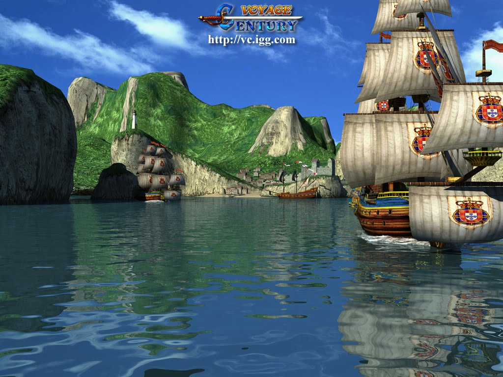 reviews, cheats, fun: Voyage Century - beautiful free to play game ...