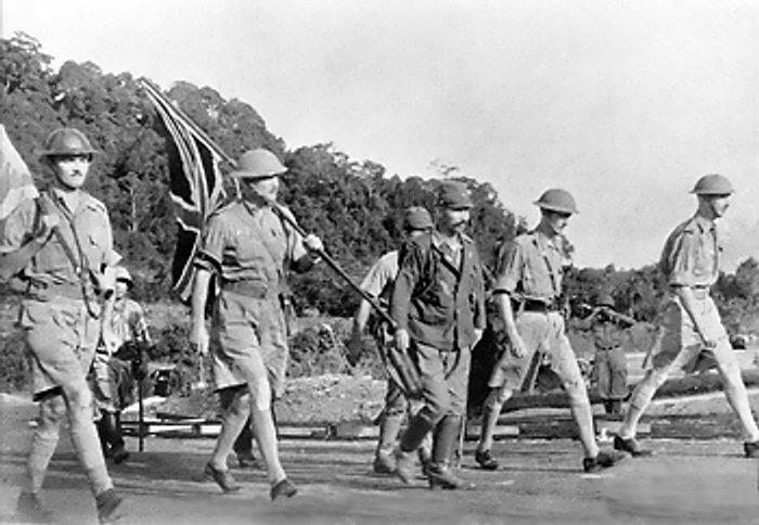 La segunda guerra mundial - Las peores y mejores estrategias Surrender_Singapore