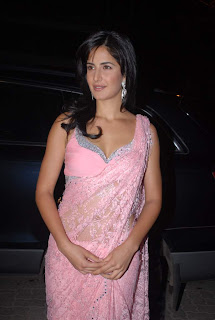 katrina kaif5 Katrina Kaif  In Saree Pictures