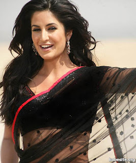 katrina kaif6 Katrina Kaif  In Saree Pictures