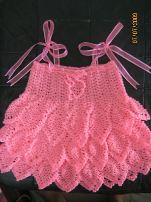 Ravelry: Pineapple Christening Gown Set pattern by Kay Meadors