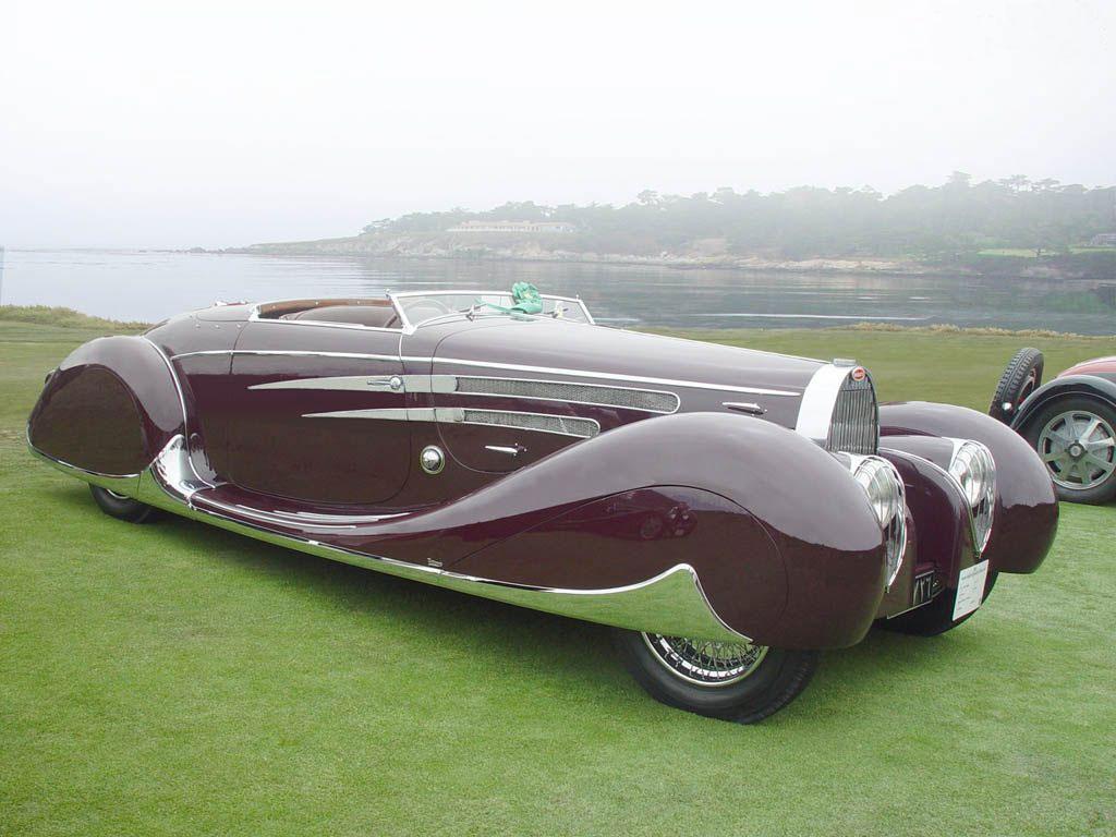 Bugatti picture credit