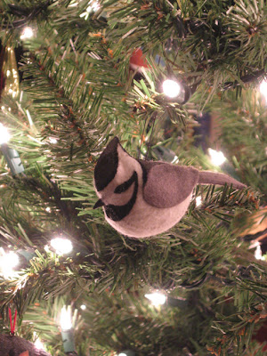 i had a few cast resin bird ornaments that id gotten on sale at fred meyer last year after the holidays - Fred Meyer Christmas Trees