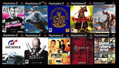 10 mejores juegos de la ps2: