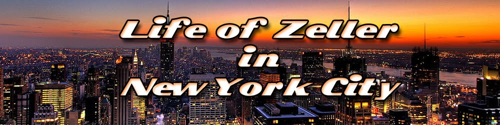 The Life of Zeller in New York City