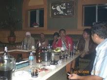 Ketua (Kp.Gatot, S, SH ) memberikan arahan dan program untuk rekan2 alumni sepapak Polri 1995