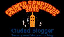 Concurso Ciudad Blogger