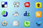 bookmark icons