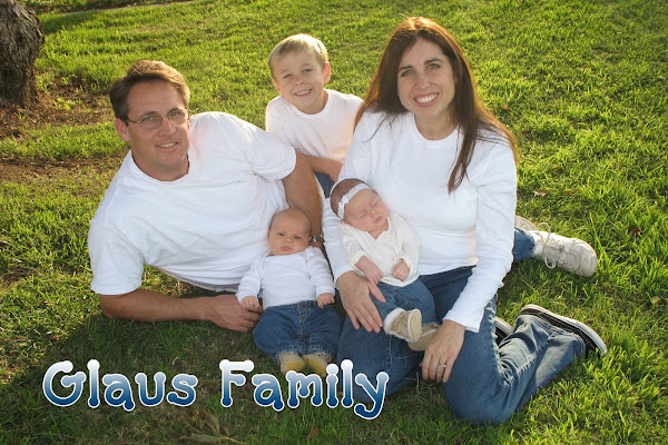 Glaus Family