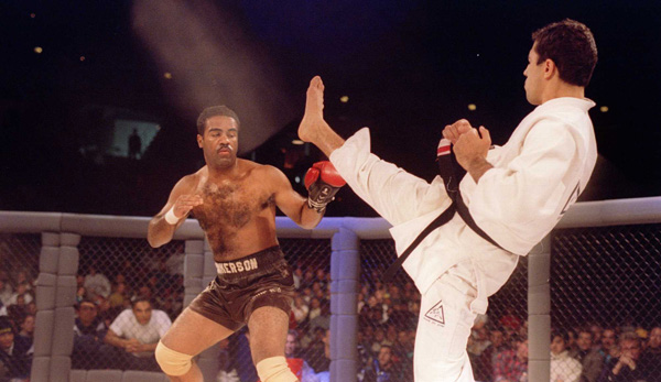 Art Jimmerson wraca do UFC…