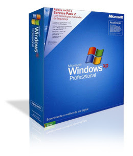 xp Windows XP PRO SP3 BR + Serial Ouro original