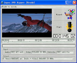 Download Super Dvd Ripper 2.39 + keygen Grátis