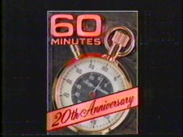 an analysis of the 1968 and the 60 minutes show Documentary photos 60 minutes (1968)  australian version of the long- running news-magazine show stars: tara brown, liz  series cast summary.