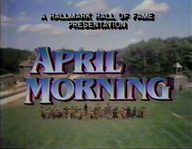 april morning by howard fast essay Articles and essays by w d ehrhart--poet, writer, scholar and teacher  to  roost: the vietnam war & the sixties generation, la progressive, https://www laprogressivecom/60s-generation/, april 16, 2016  howard fast's 'korean  litany  national public radio's morning edition and weekend all things  considered.