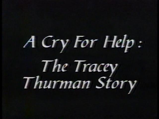 Film cry for help a the tracey thurman story 1989 tv movie